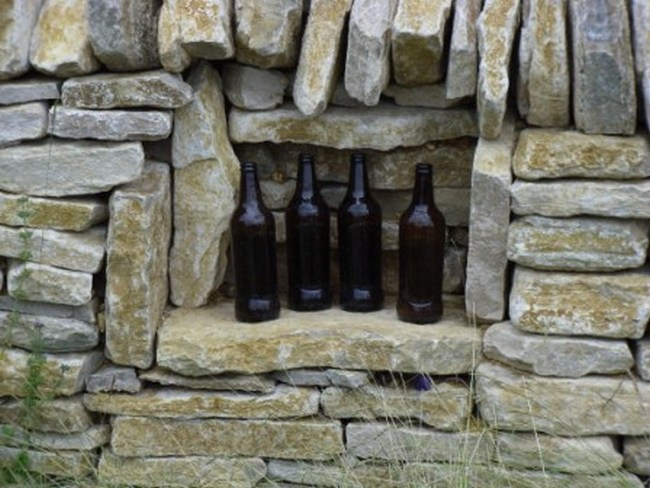Badgers bottles
