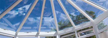 Anglian Conservatory roof