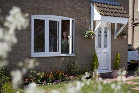 Anglian's EcoGain Windows
