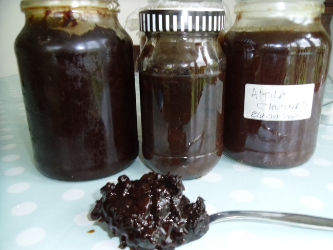 My Dad's Chutney