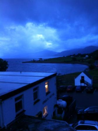 Hotel view - Scotland