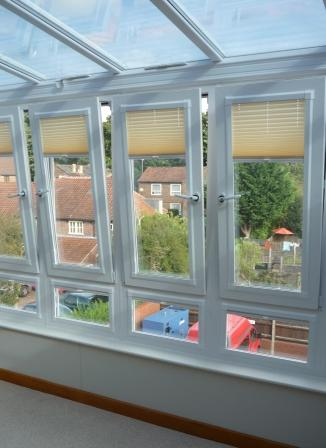Livability's Anglian Conservatory from the inside
