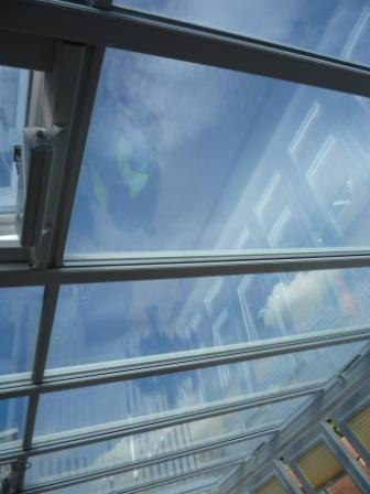 Livability Conservatory roof
