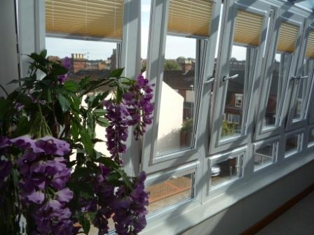 Livability Conservatory tilt and turn windows