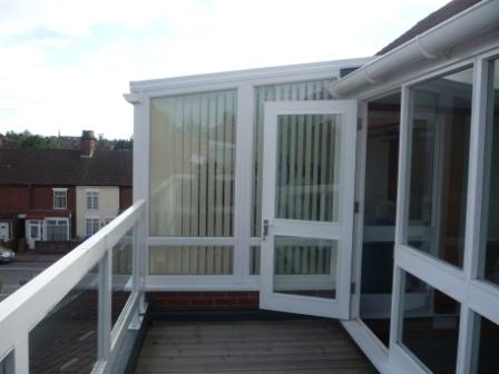 Livability's Anglian Conservatory from the outside
