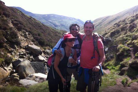 Paul Hair, Sandra Oakes-Voysey & Alpesh Patel