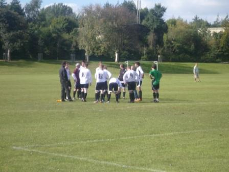 Anglian Knights pre-match discussion