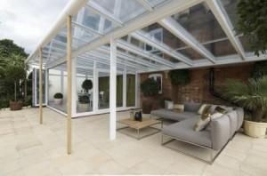 Anglian Conservatory verandah