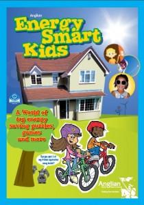 Anglian Energy Smart Kids Booklet