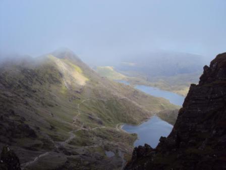 Snowdon Peak - Anglian 3 Peaks Challenge