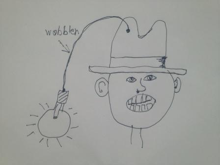 The Wobbler Hat