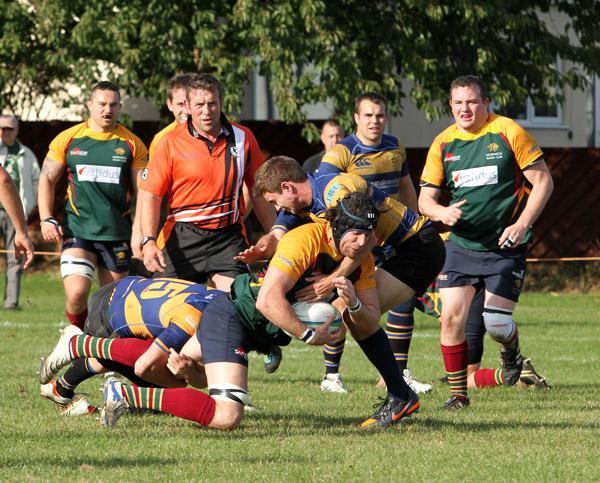 Upminster v Norwich RFC