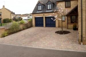 Anglian Rivenhall driveway