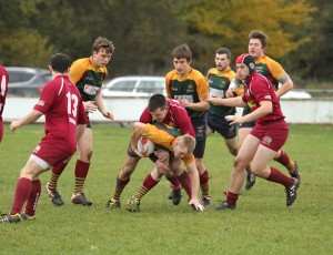 Norwich RFC v Hitchin RFC