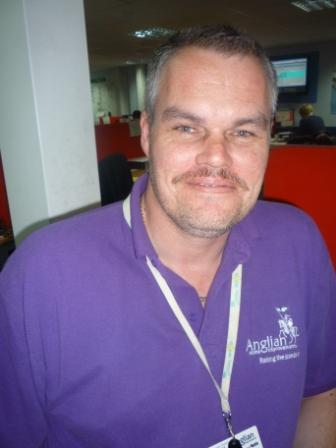 Dave Thompson's quality moustache