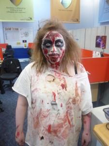 Zombie Sam