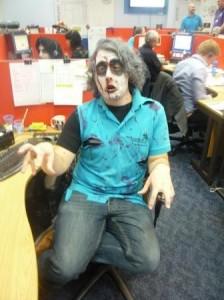 Zombie call agent