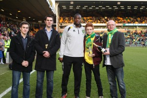 Bassong Player of the month for November