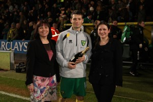Wes Hoolahan - Man of the Match against Wigan