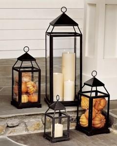 Lantern inspiration for decor