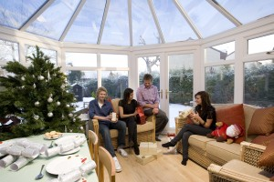 Entertaining in your conservatory