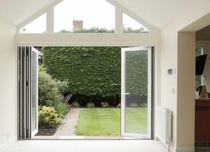 Anglian Bi-Fold doors
