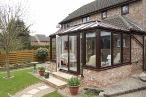 An Anglian conservatory to give extra living space to your home