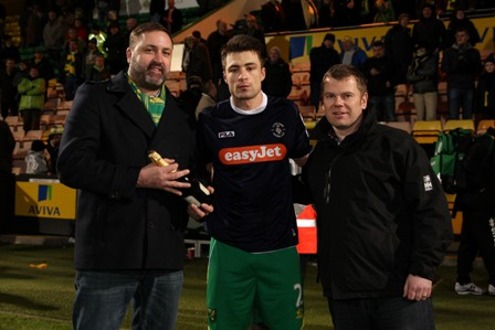 Russell Martin man of the match vs Luton in the FA Cup