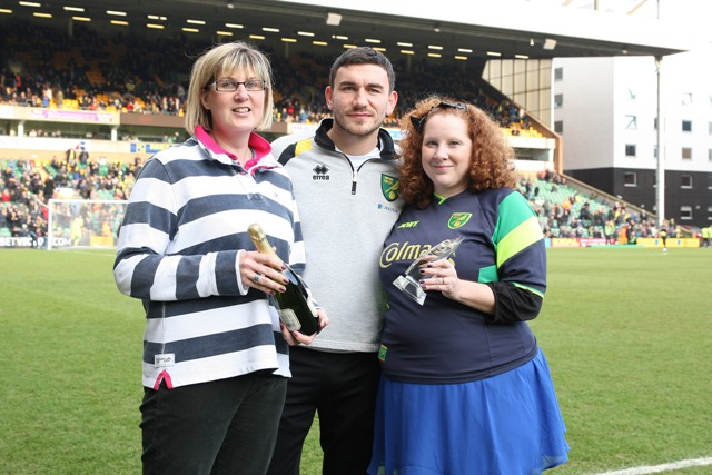 Anglian Home Improvements Player of the Month - Robert Snodgrass