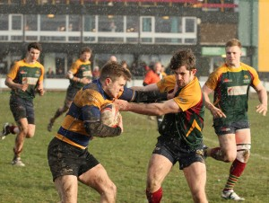 Norwich RFC v Upminster RFC