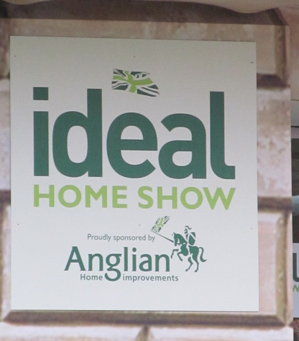 Ideal Home Show sponsored by Anglian