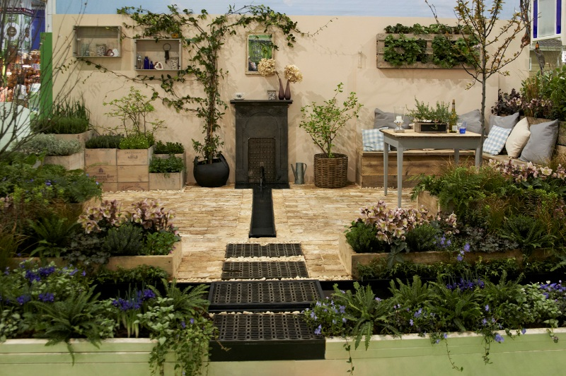 Reclaiming London Garden