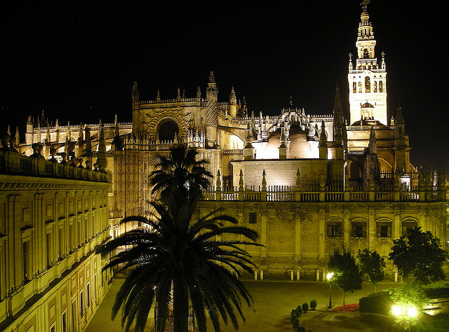 la-terraza, Seville Spain
