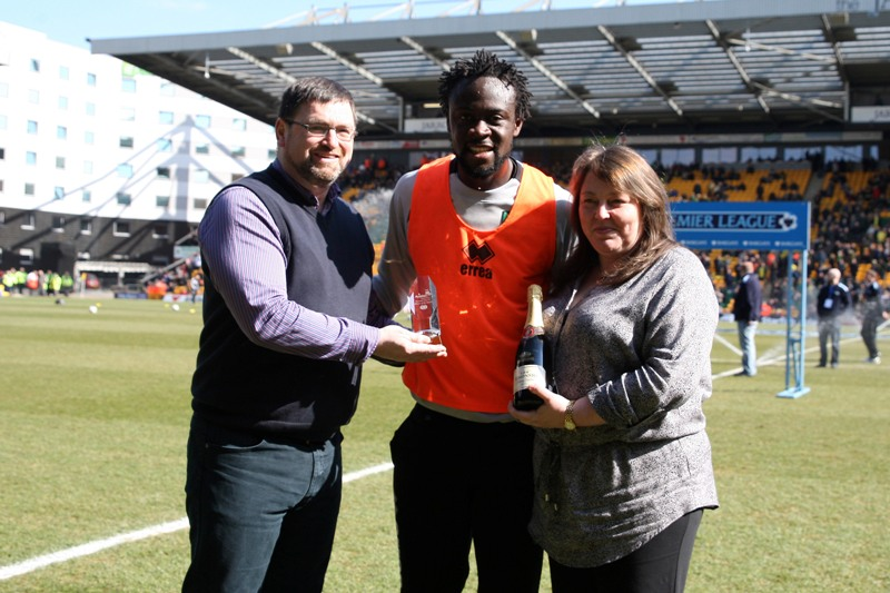 Kei Kamara Player Of the Month March
