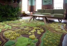 Optical illusion flooring