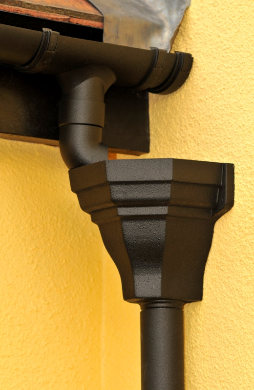 Anglian Introduce A Traditional Range Of Guttering And