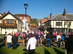Aldeburgh 19 May Start