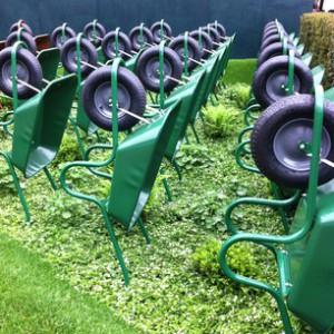 Wheelbarrows Enduring Gardener