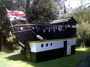 Shed of the Year entrant 2013