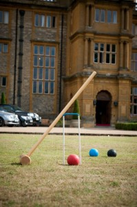 Balls and mallets