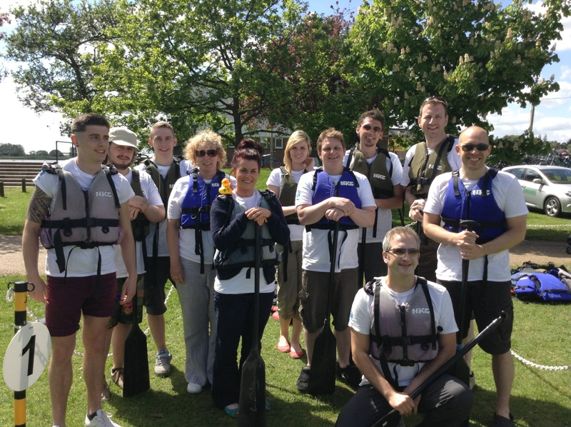 Anglian Nautical Knights ready to get rowing