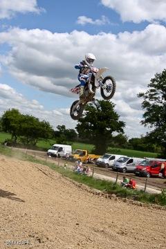 Dan racing at Mill Lane