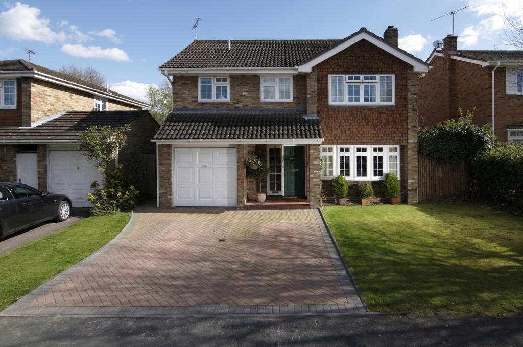 Anglian Home Improvements driveway