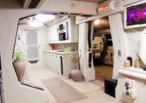 Steve Nighteagle's Star Trek Kitchen