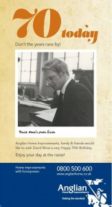 AHI Poster for David Moss's birthday