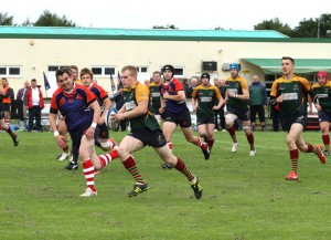 Norwich v Stowmarket Rugby Football Clubs