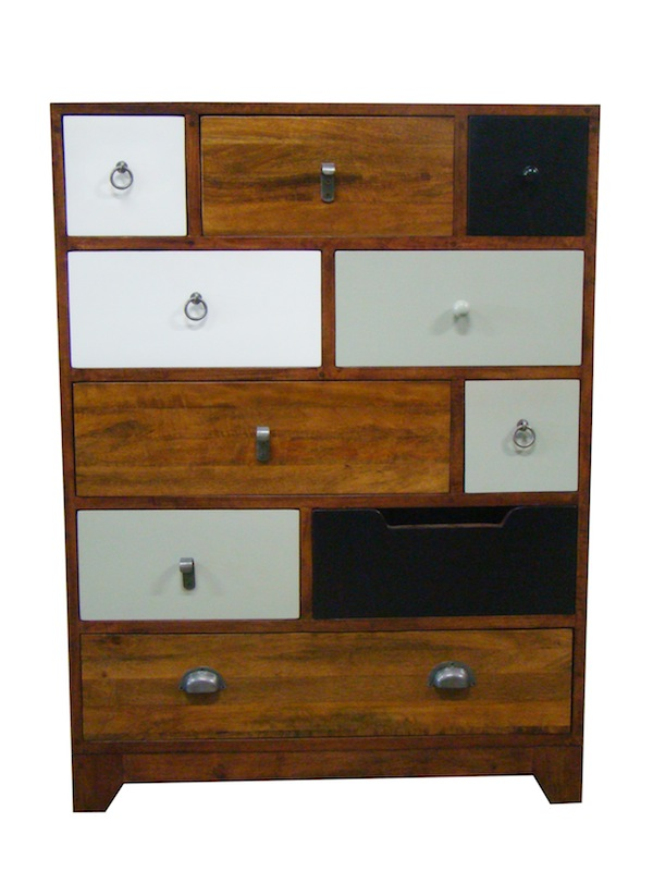 Vintage chest of drawers from Alexander and Pearl