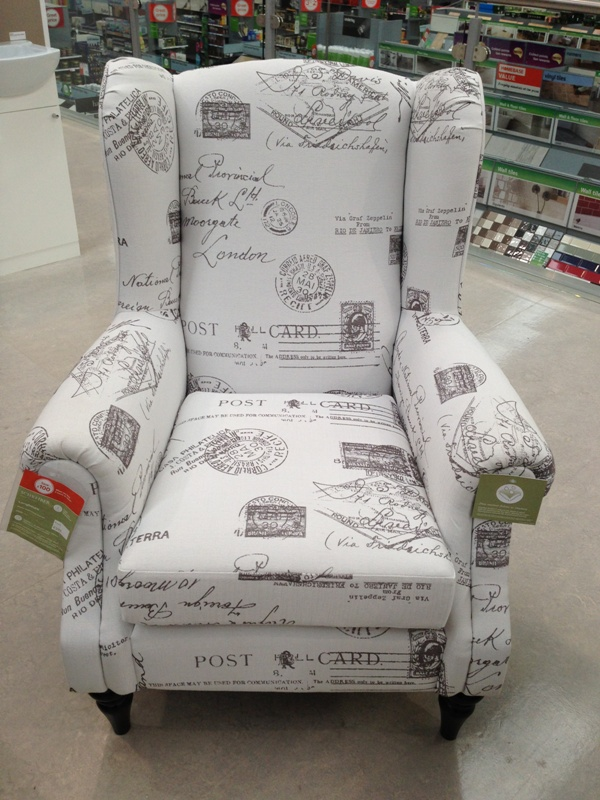 Homebase script chair