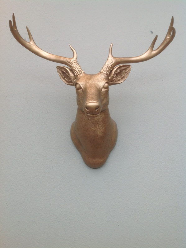 A stag head from M&S