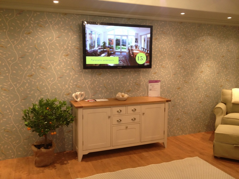 Grand Designs Live wallpaper in the orangery